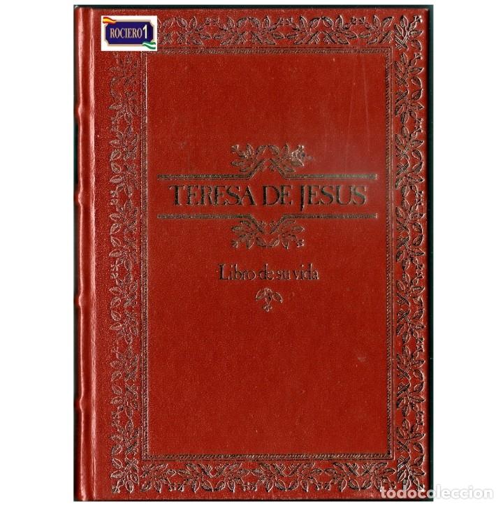 EL LIBRO DE SU VIDA - SANTA TERESA DE JESÚS. CLUB INTERNACIONAL DEL LIBRO. USADO (Libros de Segunda Mano (posteriores a 1936) - Literatura - Narrativa - Clásicos)