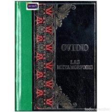Libros de segunda mano: LAS METAMORFOSIS - OVIDIO. USADO. Lote 179120662