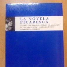 Libros de segunda mano: LA NOVELA PICARESCA / 2001. ESPASA / ESTUCHE DE CARTÓN. Lote 179125832