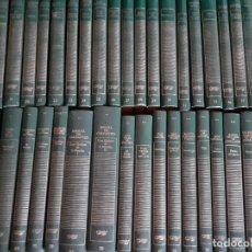Libros de segunda mano: HISTORIA DE LA LITERATURA ESPAÑOLA, EDITORIAL ORBIS,1982, LOTE DE 70 TOMOS. Lote 179139530