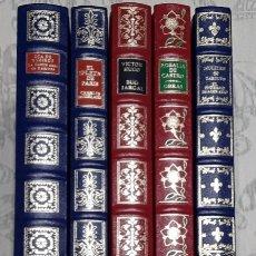 Libros de segunda mano: LOTE 10 LIBROS. GRANDES GENIOS DE LA LITERATURA UNIVERSAL.. Lote 179170541