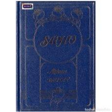 Libros de segunda mano: SAPHO - ALPHONSE DAUDET. CLUB INTERNACIONAL DEL LIBRO. USADO. Lote 179184325