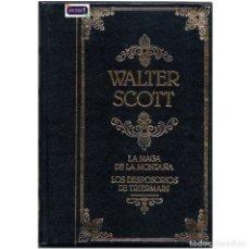 Libros de segunda mano: LA MAGA DE LA MONTAÑA -LOS DESPOSORIOS DE TRIERMAIN - WALTER SCOTT. CLUB INTERNAC DEL LIBRO. USADO. Lote 179189328