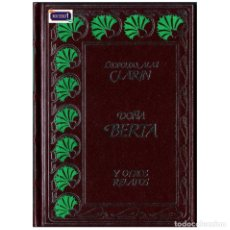Libros de segunda mano: DOÑA BERTA Y OTROS RELATOS - LEOPOLDO ALAS CLARIN. CLUB INTERNACIONAL DEL LIBRO. USADO. Lote 179318185