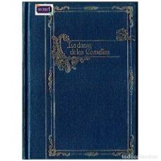 Libros de segunda mano: LA DAMA DE LAS CAMELIAS - ALEJANDRO DUMAS. CLUB INTERNACIONAL DEL LIBRO. USADO. Lote 179320765