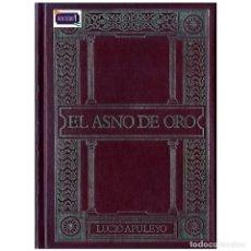 Libros de segunda mano: EL ASNO DE ORO - APULEYO, CLUB INTERNACIONAL DEL LIBRO. USADO. Lote 179323171