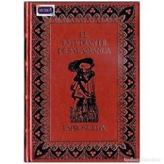 Libros de segunda mano: EL ESTUDIANTE DE SALAMANCA - ESPRONCEDA. CLUB INTERNACIONAL DEL LIBRO. USADO. Lote 179326216