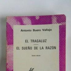 Libros de segunda mano: EL TRAGALUZ EL SUEÑO DE LA RAZÓN. Lote 179334937