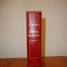 Libros de segunda mano: OBRAS SELECTAS. NARRACIONES - O. HENRY - PLANETA. Lote 179381078