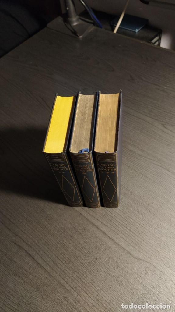 Libros de segunda mano: Las mil y una noches, Ed Planeta. - Foto 8 - 180013718