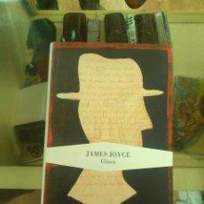Libros de segunda mano: JAMES JOYCE -- ULISES -- LUMEN 2010. Lote 180107757