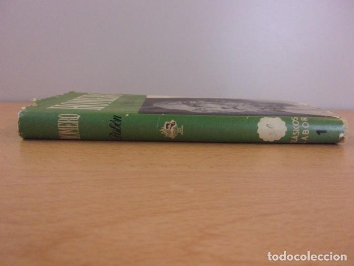 Libros de segunda mano: HOMERO / J.M. PABÓN / 1947. LABOR - Foto 4 - 180127416