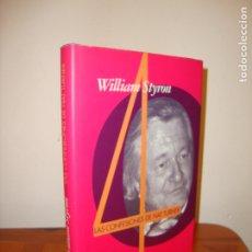 Libros de segunda mano: LAS CONFESIONES DE NAT TURNER - WILLIAM STYRON - LUMEN, MUY BUEN ESTADO. Lote 180139398