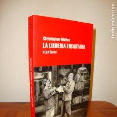Libros de segunda mano: LA LIBRERÍA ENCANTADA - CHRISTOPHER MORLEY - PERIFÉRICA, COMO NUEVO, INCLUYE MARCAPÁGINAS. Lote 180140396