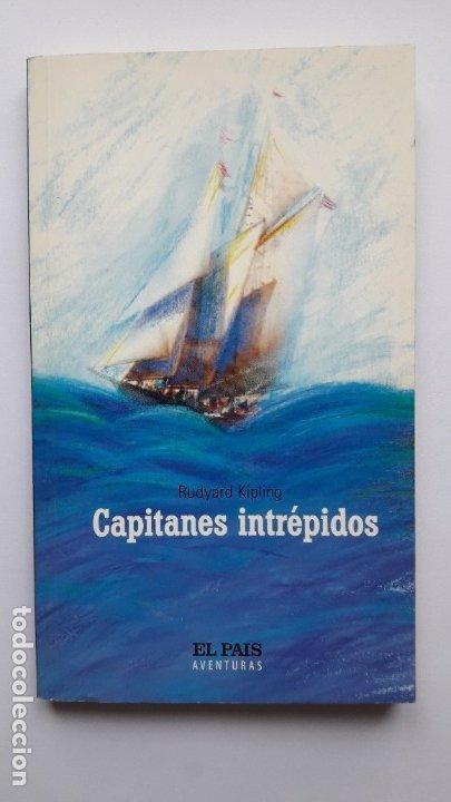 CAPITANES INTRÉPIDOS. RUDYARD KIPLING (Libros de Segunda Mano (posteriores a 1936) - Literatura - Narrativa - Clásicos)