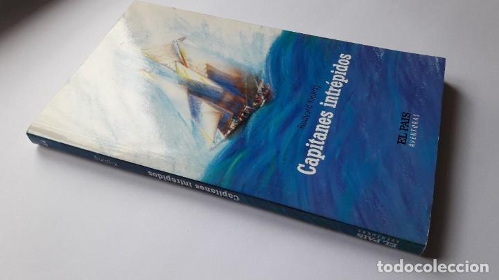 Libros de segunda mano: CAPITANES INTRÉPIDOS. RUDYARD KIPLING - Foto 2 - 180258193