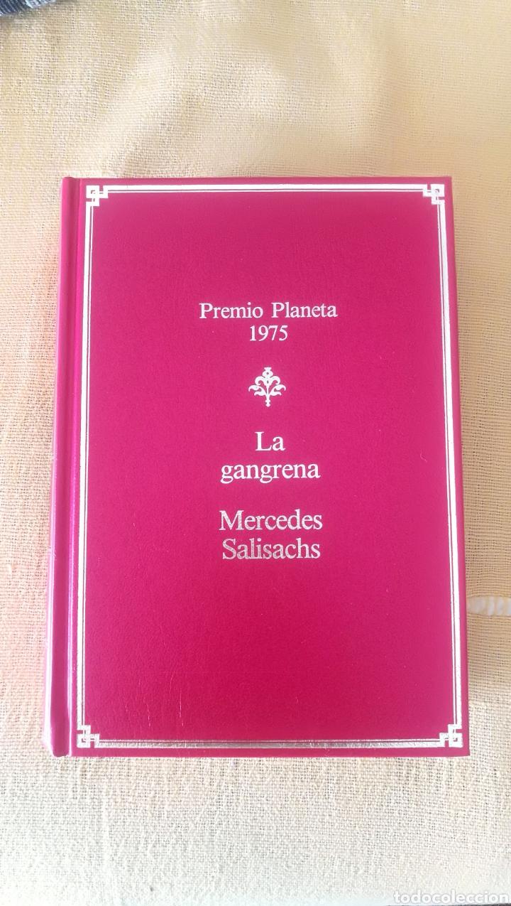LIBRO LA GANGRENA. MERCEDES SALISACH (Libros de Segunda Mano (posteriores a 1936) - Literatura - Narrativa - Clásicos)
