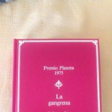 Libros de segunda mano: LIBRO LA GANGRENA. MERCEDES SALISACH. Lote 180343650