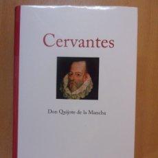 Libros de segunda mano: DON QUIJOTE DE LA MANCHA / CERVANTES / 2015. GREDOS. Lote 181003335