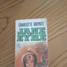 Libros de segunda mano: JANE EYRE. CHARLOTTE BRONTË. Lote 181143448