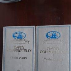 Libros de segunda mano: DAVID COPPERFIELD - CHARLES DICKENS. Lote 181334922