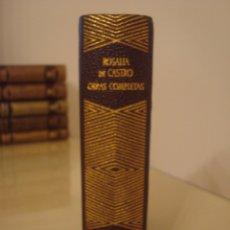 Libros de segunda mano: ROSALÍA DE CASTRO. OBRAS COMPLETAS. AGUILAR.. Lote 181610485