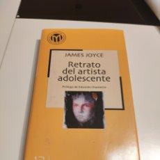 Libros de segunda mano: JAMES JOYCE. RETRATO DEL ARTISTA ADOLESCENTE. Lote 181964733