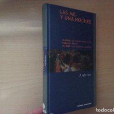 Libros de segunda mano: LAS MIL Y UNA NOCHE - ALADINO / SIMBAD / ALI BABA - ANÓNIMO (PLANETA AGOSTINI). Lote 182080515