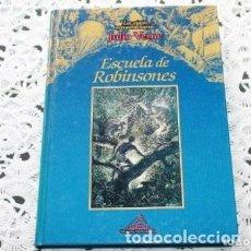 Libros de segunda mano: ESCUELA DE ROBINSONES. Lote 182166087