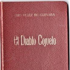 Libros de segunda mano: LIBRITO,EL DIABLO COJUELO,AÑO 1969,EDICION LIMITADA Y NUMERADA DE 1000 EJEMPLARES,LUIS VELEZ GUEVARA. Lote 182492771