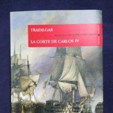 Libros de segunda mano: EPISODIOS NACIONALES I: TRAFALGAR / LA CORTE DE CARLOS V - BENITO PÉREZ GALDÓS - ESPASA. Lote 182769881