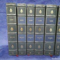 Libros de segunda mano: DIÁLOGOS - PLATÓN - COMPLETA EN 6 VOLÚMENES - BIBLIOTECA BÁSICA GREDOS. Lote 182789253