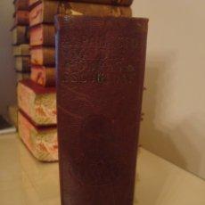 Libros de segunda mano: PALACIO VALDÉS. OBRAS ESCOGIDAS. AGUILAR. ETERNAS.. Lote 182910385