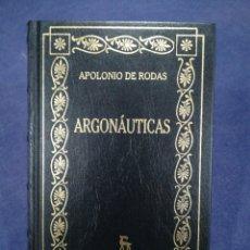 Libros de segunda mano: APOLONIO DE RODAS - ARGONÁUTICAS - BIBLIOTECA BÁSICA GREDOS. Lote 183020291