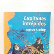 Libros de segunda mano: CAPITANES INTRÉPIDOS. RUDYARD KIPLING. ALIANZA EDITORIAL, BIBLIOTECA JUVENIL, 2001.. Lote 183273777