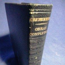 Libros de segunda mano: OBRAS COMPLETAS III. PIEL Y PAPEL DE BIBLIA. Lote 183526083