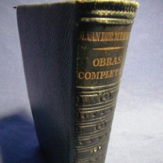 Libros de segunda mano: OBRAS COMPLETAS M. VAN DER MEERSCH. PIEL, PAPEL DE BIBLIA. Lote 183526960