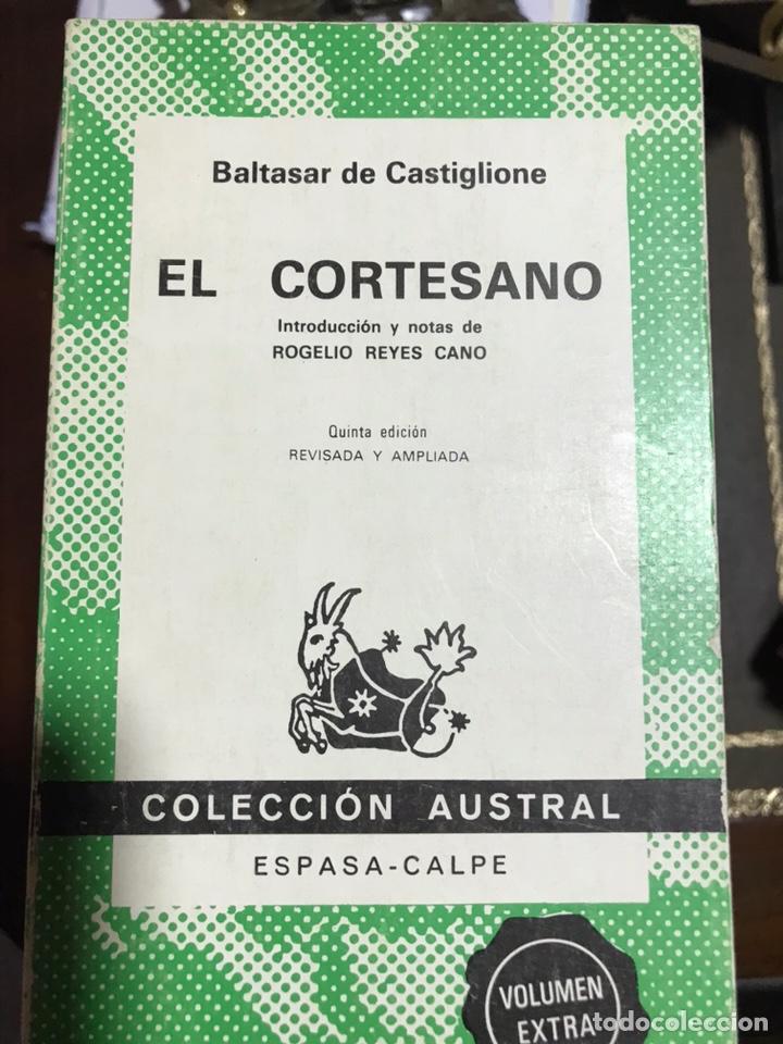 EL CORTESANO BALTASAR DE CASTIGLIONE (Libros de Segunda Mano (posteriores a 1936) - Literatura - Narrativa - Clásicos)