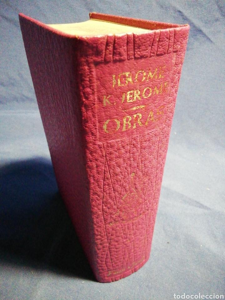 OBRAS. K. JEROME. PIEL Y PAPEL DE BIBLIA (Libros de Segunda Mano (posteriores a 1936) - Literatura - Narrativa - Clásicos)