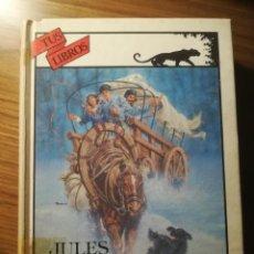 Libros de segunda mano: MIGUEL STROGOFF JULIO VERNE ANAYA TUS LIBROS COLECCION AVENTURAS 1991. Lote 183613907