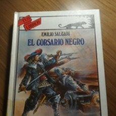 Libros de segunda mano: EL CORSARIO NEGRO EMILIO SALGARI ANAYA TUS LIBROS COLECCION AVENTURAS 1993. Lote 183618617