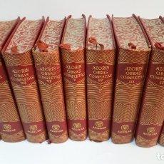 Libros de segunda mano: 1959 -AZORÍN - OBRAS COMPLETAS - 9 TOMOS, AGUILAR JOYA. Lote 183776667
