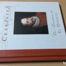 Libros de segunda mano: UN ABECEDARIO DEL QUIJOTE - CERVANTES - ZORRO ROJO - BROSQUIL NUEVO PRECINTADO I-602. Lote 183853662