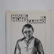 Libros de segunda mano: EL CAMINO. MIGUEL DELIBES. JOYAS LITERARIAS ILUSTRADAS. CIRCULO DE LECTORES. TDK363. Lote 183906478