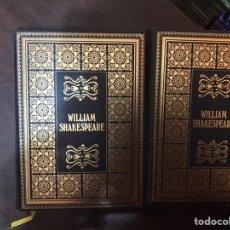 Libros de segunda mano: COMEDIAS. VOLUMEN I Y II. DRAMAS / COMEDIAS. SHAKESPEARE. EDICIONES NAUTA. Lote 183921026