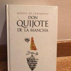 Libros de segunda mano: DON QUIJOTE DE LA MANCHA MIGUEL DE CERVANTES. Lote 184057190