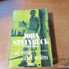 Libros de segunda mano: AL ESTE DEL EDÉN JOHN STEINBECK LUIS DE CARALT EDITOR 1981. Lote 184798905