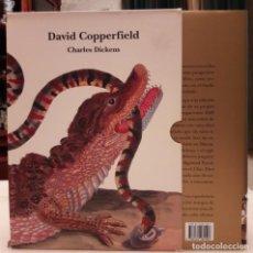 Libros de segunda mano: CHARLES DICKENS - DAVID COPPERFIELD. Lote 185929772