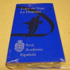 Livres d'occasion: LA DOROTEA LOPE DE VEGA GALAXIA GUTENBERG NUEVO PLASTIFICADO DE TIENDA. Lote 186090735