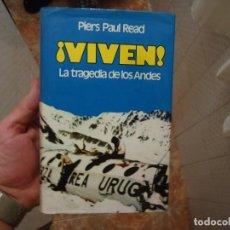 Libros de segunda mano: ¡VIVEN! EDITORIAL NOGUER 1974. Lote 186345243